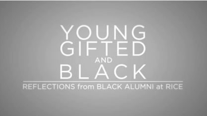 young black